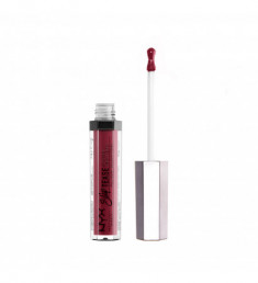 NYX PROFESSIONAL MAKEUP Жидкая помада Slip Tease Full Color Lip Lacquer Rosy Outlook 07