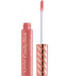 NYX PROFESSIONAL MAKEUP Насыщенный блеск для губ Candy Slick Glowy Lip Color - Sugarcoated Kiss 01