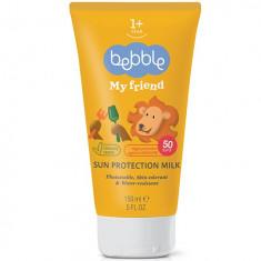Bebble My friend Молочко солнцезащитное SPF50 150мл