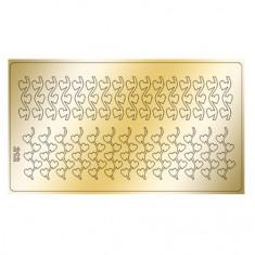 Freedecor, Металлизированные наклейки №212, золото