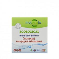 Molecola кислородный отбеливатель для белья 600гр