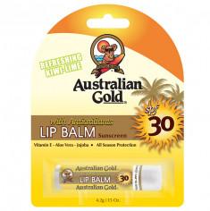 Australian Gold SPF Солнцезащитный Лосьон-бальзам для губ Lip Balm SPF30 4.2 г