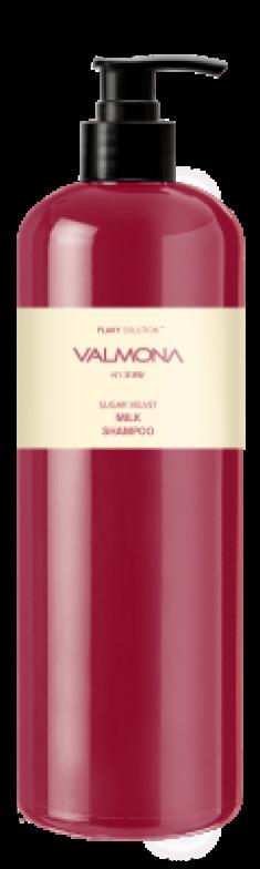 Шампунь для волос ЯГОДЫ EVAS VALMONA Sugar Velvet Milk Shampoo 480мл