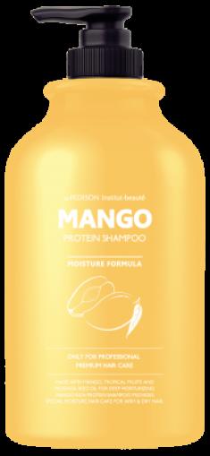 Шампунь для волос МАНГО EVAS Pedison Institute-Beaute Mango Rich Protein Hair Shampoo 500 мл