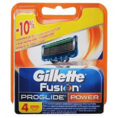 Gillette сменные кассеты Fusion ProGlide 4 шт