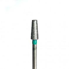 Ice Nova, Фреза алмазная «Конус усеченый» D=4,1 мм, зеленая