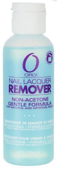 ORLY Жидкость для снятия лака / Nail Lacquer Remover 118 мл