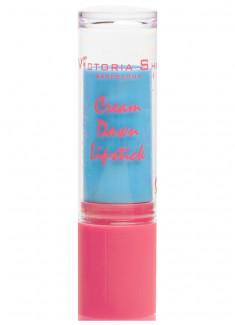 Помада для губ кремовая Натуральный розовый VICTORIA SHU