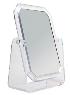 TITANIA Зеркало настольное двойное 11х15 см (1525 L)