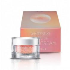 осветляющий крем с жемчужной пудрой may island whitening tone up pearl cream