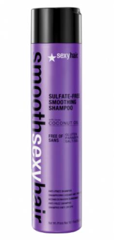 Шампунь разглаживающий SEXY HAIR Smooth Shampoo 300мл