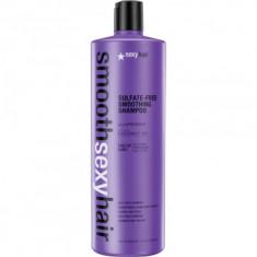 Шампунь разглаживающий SEXY HAIR Smooth Shampoo 1000мл