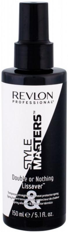 REVLON PROFESSIONAL Спрей с термозащитой для выпрямления волос / STYLE MASTERS DORN LISSAVER 150 мл