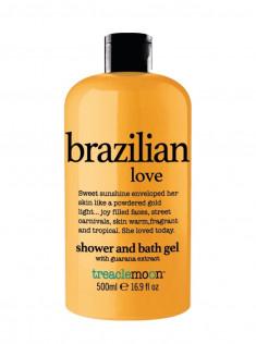 TREACLEMOON Гель для душа Бразильская любовь / Brazilian lovebath & shower gel 500мл