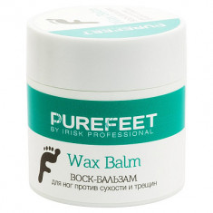 IRISK PROFESSIONAL Воск-бальзам для ног, против сухости и трещин / PureFeet Wax Balm 50 мл
