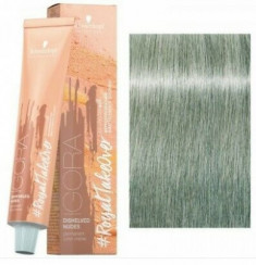 Крем-краска Schwarzkopf Professional Igora Royal Disheveled Nudes 9.5-314 Светлый блондин матовый сандрэ бежевый 60 мл