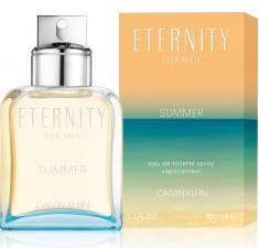 CALVIN KLEIN Вода туалетная мужская Calvin Klein Eternity For Men Summer Le 100 мл