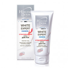 Hirudo Derm, Крем для рук White Expert, 60 мл