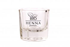 BIO HENNA PREMIUM Емкость для пигмента стеклянная