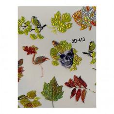AnnaTkacheva,3D-слайдерCrystal№413 «Осень. Осенний» Anna Tkacheva