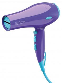 GA MA Фен BLOOM ELEGANZA фиолетовый, ионизация, 2000 Ватт