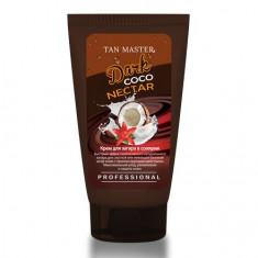 Tan Master, Крем для загара в солярии Dark Coco Nectar, 150 мл