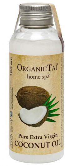ORGANIC TAI Масло чистое кокосовое холодного отжима 100 мл