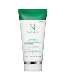 AMPLE:N Крем-сливки нежный очищающий для лица / PURIFYING SHOT CREAM CLEANSER 150 мл