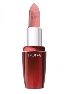 Помада для визуального увеличения объема губ Телесный розовый PUPA