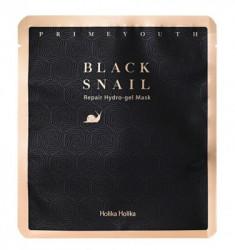 Маска гидрогелевая с экстрактом муцина черной улитки Holika Holika Prime Youth Black Snail Repair Hydrogel Mask 25 г