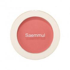 Румяна THE SAEM Saemmul Single Blusher CR02 Baby Coral 5гр