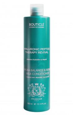 BOUTICLE Кондиционер увлажняющий для поврежденных волос / Hydra Balance & Repair Milk Conditioner 300 мл