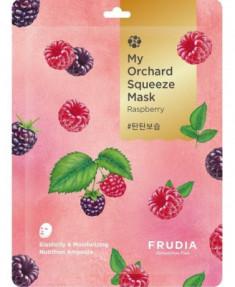 Тканевая маска с малиной Frudia My Orchard Squeeze Mask Raspberry 20 мл