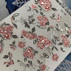 AnnaTkacheva,3D-слайдерCrystal№782 «Цветы. Листья» Anna Tkacheva
