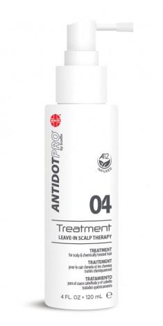 ANTIDOTPRO Уход успокаивающий несмываемый для кожи головы и поврежденных волос / AntidotPro Treatment 04 120 мл