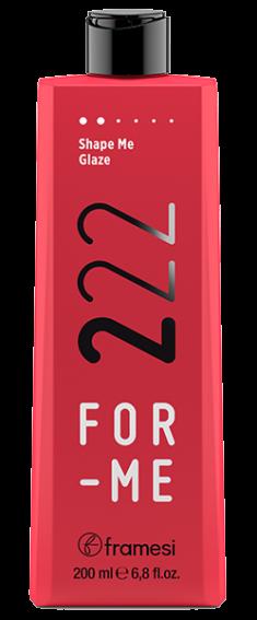 FRAMESI Флюид текстурирующий для волос / FOR-ME 222 SHAPE ME GLAZE 200 мл