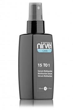 NIRVEL PROFESSIONAL Сыворотка-концентрат мультиактивная 15 в 1 / MULTIACTION SERUM 150 мл