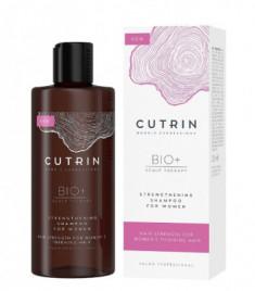Шампунь-бустер для укрепления волос у женщин CUTRIN BIO+ STRENGTHENING 250мл