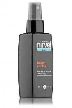 NIRVEL PROFESSIONAL Лосьон против себореи (перхоти) и раздраженной кожи головы / DETOX LOTION 150 мл