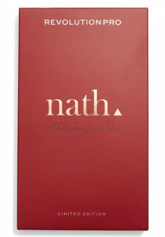 REVOLUTION PRO Палетка теней для век / Nath Eyeshadow Palette