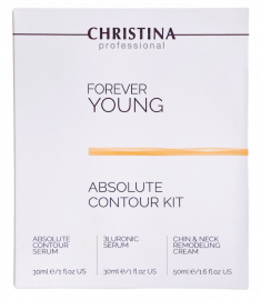 CHRISTINA Набор для лица Совершенный контур / Forever Young Absolute Contour Kit