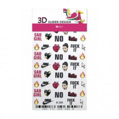 Milv, 3D-слайдер B285