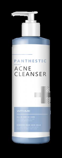 EVAS Гель очищающий для проблемной кожи лица / WITHME Panthestic Derma Acne Cleanser 500 мл