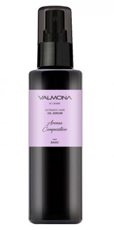 EVAS Сыворотка для волос Арома / VALMONA ULTIMATE HAIR OIL SERUM, AROMA COMPOSITION 100 мл