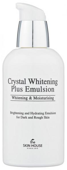 THE SKIN HOUSE Эмульсия для выравнивания тона лица / Crystal Whitening 130 мл