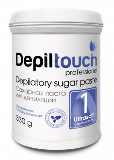 DEPILTOUCH PROFESSIONAL Паста сахарная сверхмягкая / Depiltouch professional 330 г