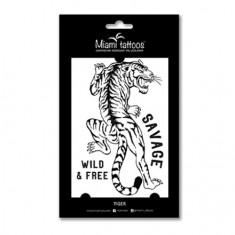 Miami Tattoos, Переводные тату Tiger
