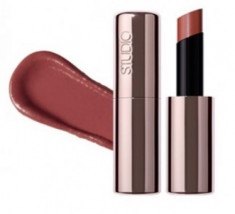 Помада для губ с эффектом влажного блеска THE SAEM Studio Pro Shine Lipstick BR01 Melo Brown