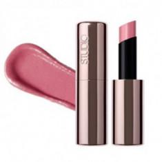 Помада для губ с эффектом влажного блеска THE SAEM Studio Pro Shine Lipstick PK03 Chiffon Pink