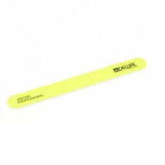 Dewal, Пилка Neon прямая, желтая, 320/320
